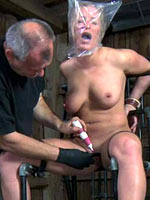 Sarah Blake trained and tortured
